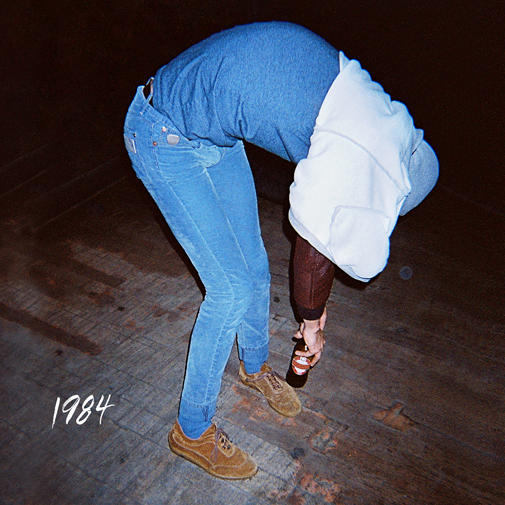 "Pochette Album de 1984 ""Rage With No Name"""