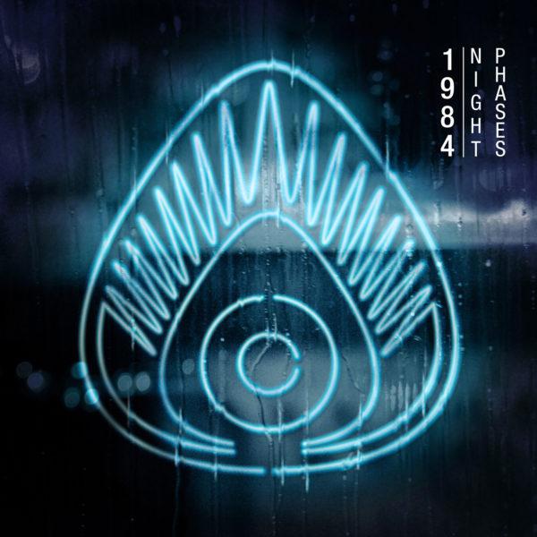 "Pochette Album de 1984 ""Night Phases"""