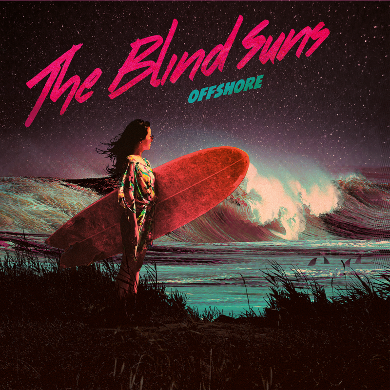 Pochette de The Blind Suns - Offshore