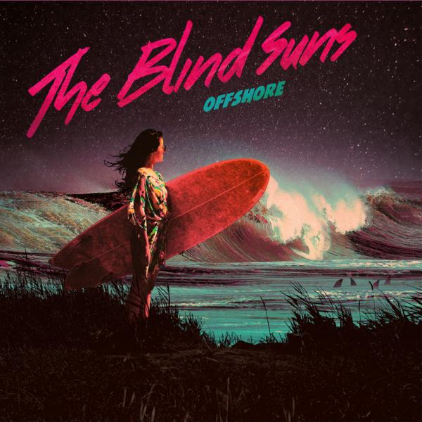 Pochette de The Blind Suns - Offshore