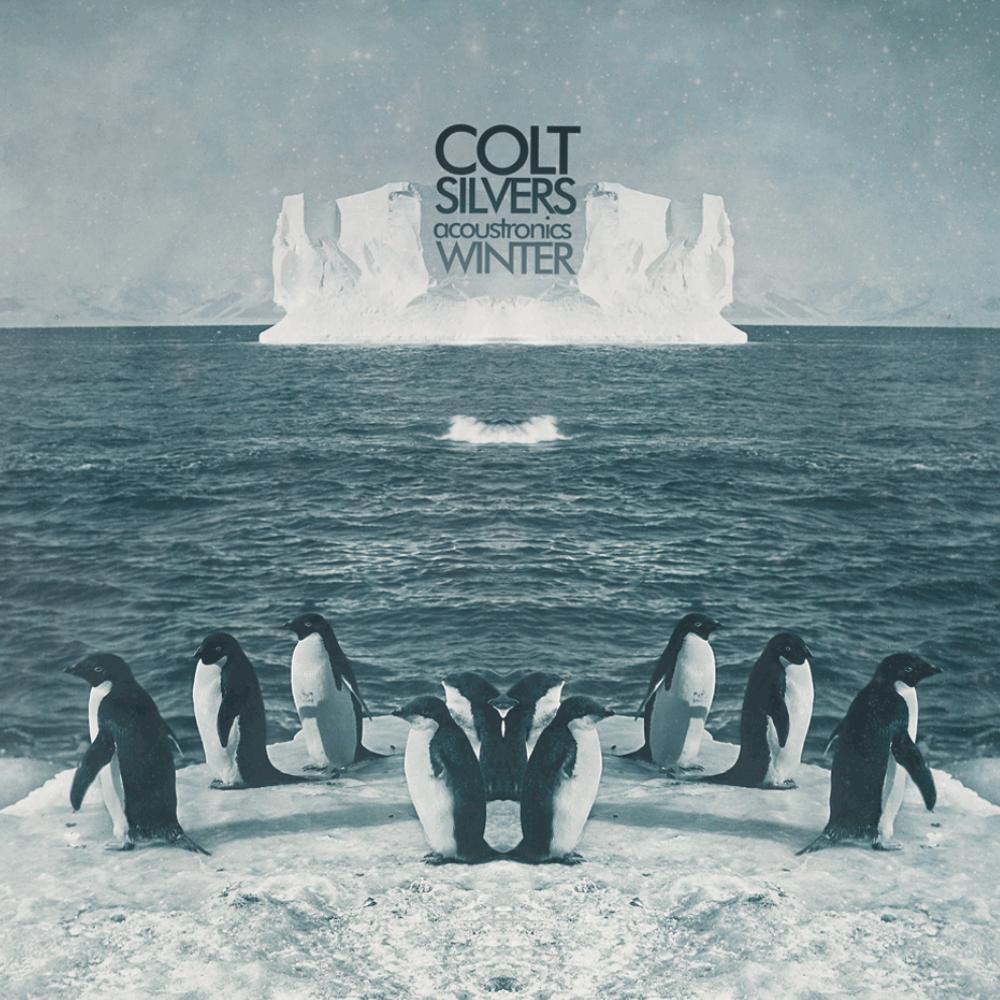 """Pochette Album de Colt Silvers """"Acoustronic Winter"""""""