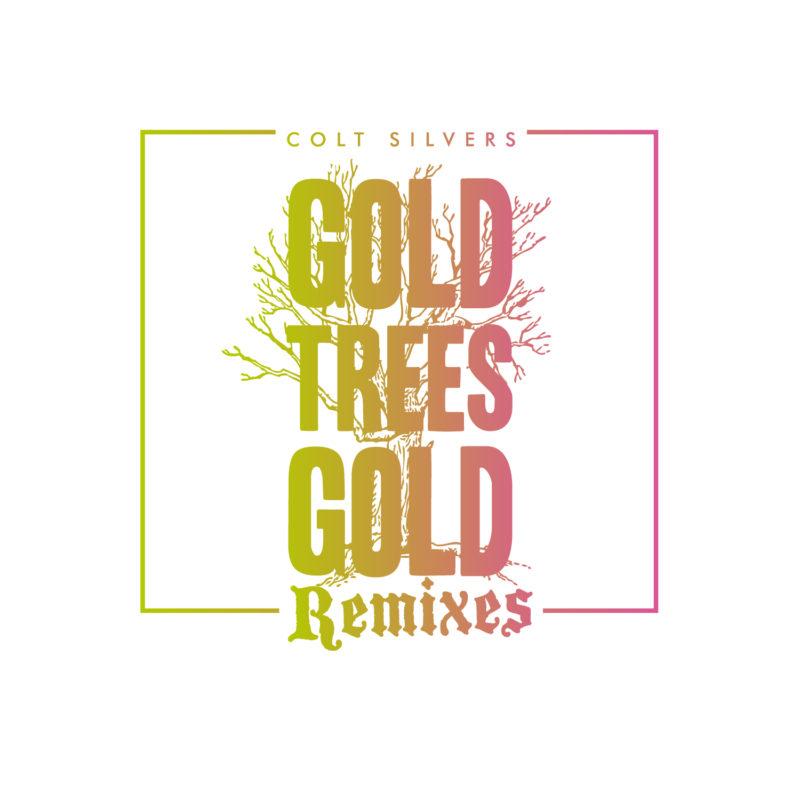 "Pochette Album de Colt Silvers ""Gold Trees Gold (Deluxe Version)"""