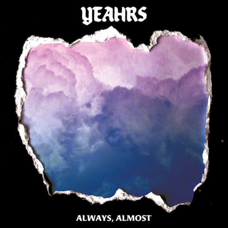 "Pochette Album de Yeahrs "" Always, Almost"""