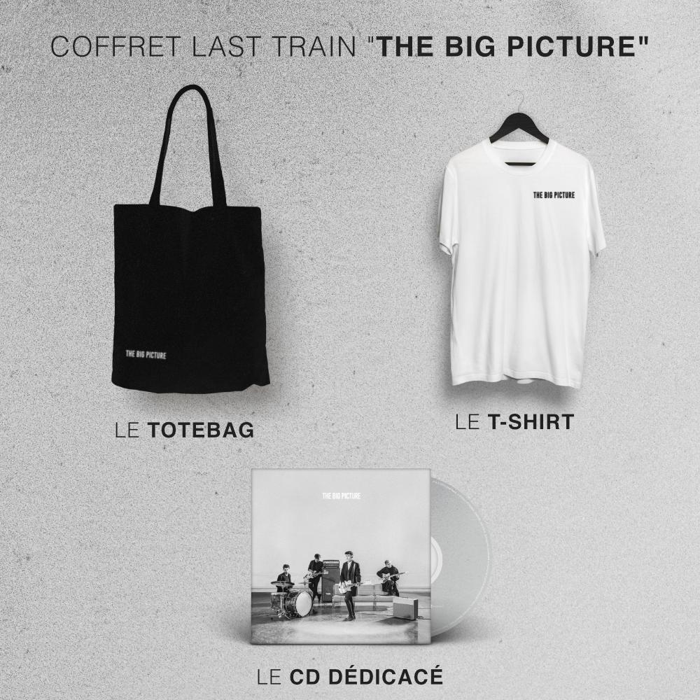 """Coffret Last Train """"The Big Picture"""""""